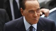 Silvio Berlusconi hatte Mediaset einst gegründet.