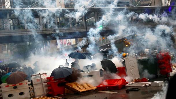 Hongkong ist eine Gefahr für die Weltwirtschaft