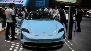 Porsche baut erstmals Fabrik und Forschungsstandort in Asien