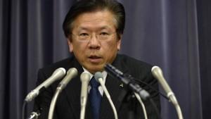 Mitsubishi-Chef tritt zurück