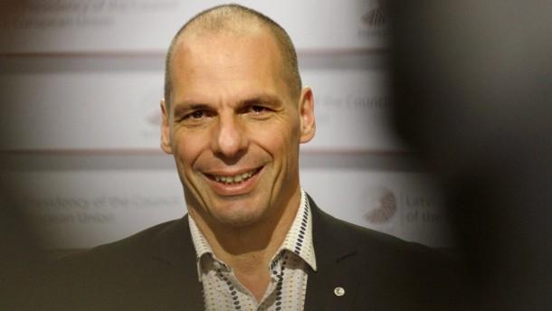 Ist Varoufakis kaltgestellt?