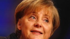 Merkel sieht keine Bedrohung für den Euro-Raum