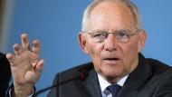 Schäuble will, dass der ESM eine unabhängige Haushaltskontrolle vornimmt.