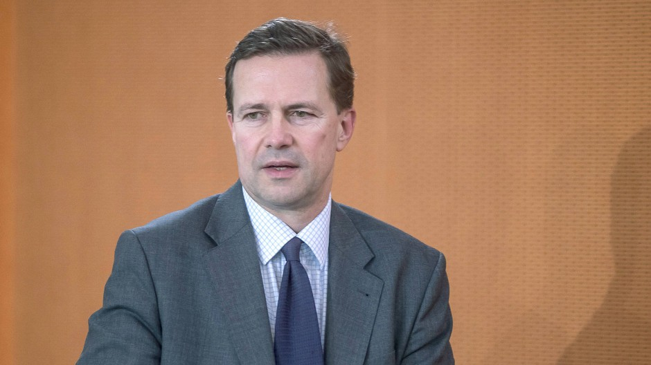 Als Chef des Bundespresseamtes auch zuständig für Werbeausgaben: Steffen Seibert