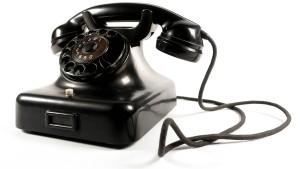 Das Handy läuft dem Festnetz den Rang ab