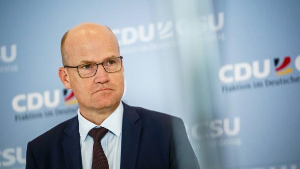 Brinkhaus an SPD: So wird das nichts mit der Grundrente