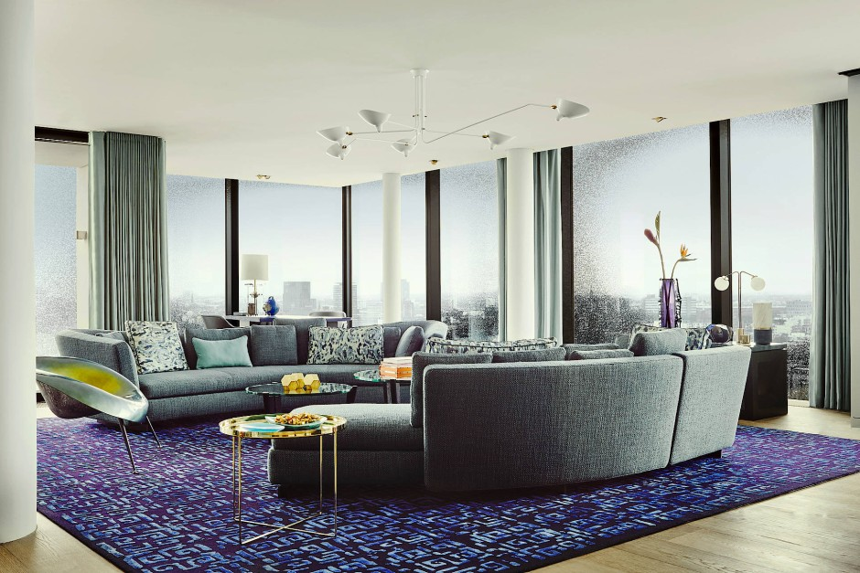 bilderstrecke zu wohnen in der elbphilharmonie luxusimmobilien bild 2 von 4 faz. Black Bedroom Furniture Sets. Home Design Ideas