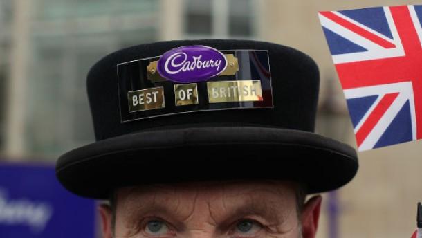 Cadbury stimmt Übernahme durch Kraft zu