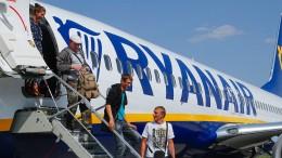 Ryanair streicht 150 von 400 Flügen