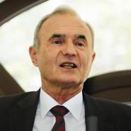 Otmar Issing war Chefvolkswirt der EZB und ist derzeit Präsident des Center for Financial Studies der Goethe Universität Frankfurt