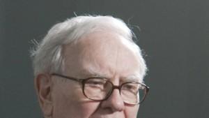 Warren Buffett wird Großaktionär der Munich Re