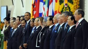 Die größte Freihandelszone der Welt entsteht