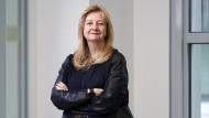 Joanne Hannaford leitet die Techniksparte von Goldman Sachs in Europa.