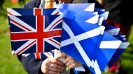 Zocken um die Schottland-Frage
