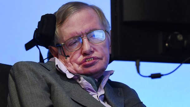 Stephen Hawking ist für die EU