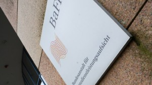 Die Koalition reformiert die Bankaufsicht