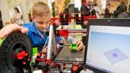 Disruption - für junge Menschen noch ohne Berater: 3D-Drucker im Eigenbau