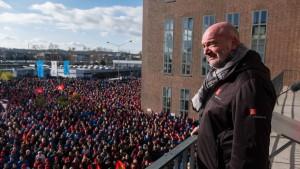 """Betriebsratschef erfreut über VW-Umbau: """"Wegweisend"""""""