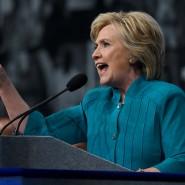 Amerikas Ökonomie bräuchte eine starke Persönlichkeit. Aber Clinton gibt sich hauptsächlich als Bürgerrechtsanwältin.