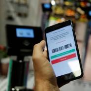 In Frankreich gibt es schon Geschäfte, in denen Kunden selbst mit ihrem Smartphone bezahlen können.