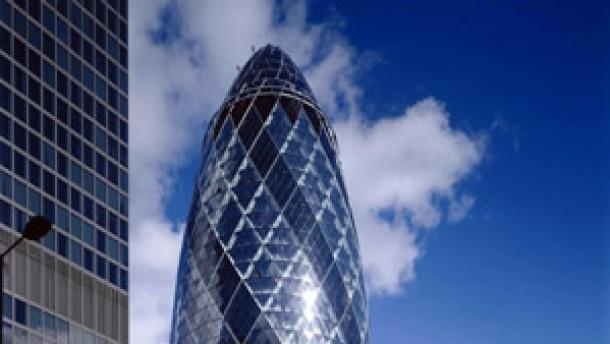 Die Londoner City hat ein neues Wahrzeichen
