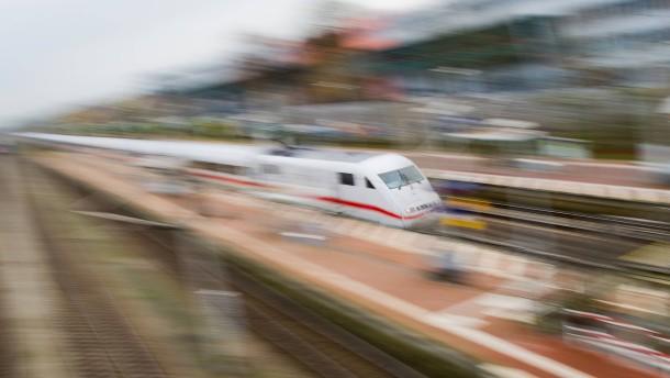 Warum die Bahn so unpünktlich ist