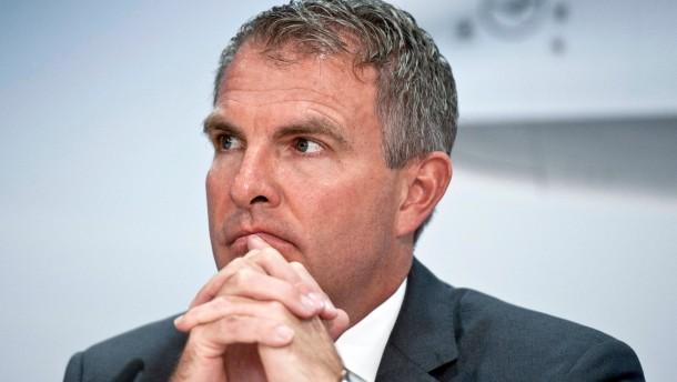 Carsten Spohr ist neuer Chef der Lufthansa