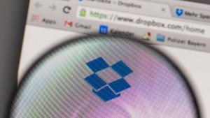Dropbox bereitet angeblich Börsengang vor