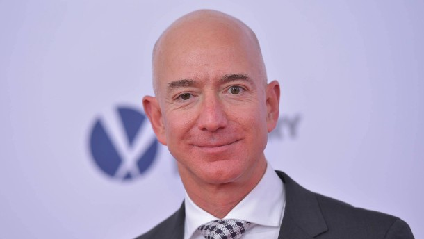 Jeff Bezos gründet Zwei-Milliarden-Dollar-Stiftung