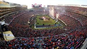 Zum Super Bowl wird selbst die Werbung politisch