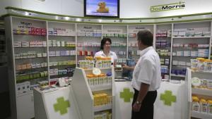 Gericht verbietet Medikamenten-Automaten