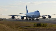 Russische Hilfe für den Jumbo-Jet