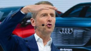 Volkswagen setzt alles auf eine Karte