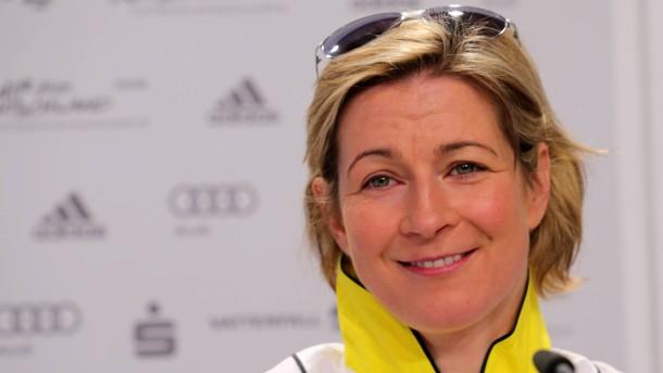 Claudia Pechstein bestätigt Schwächeanfall