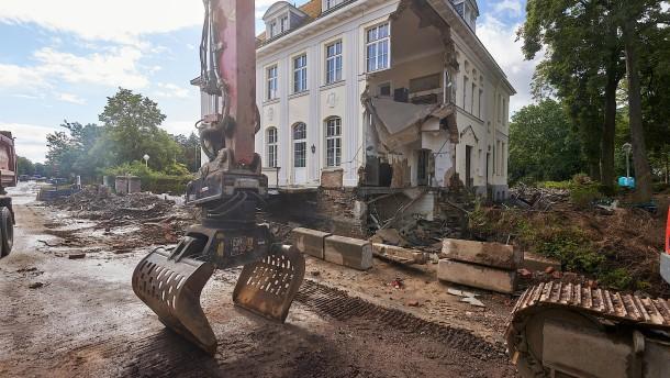 Kreis Ahrweiler beziffert Flutschäden auf mehr als 3,7 Milliarden