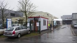 Belgische Behörden inspizieren Astra-Zeneca-Werk