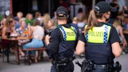 Die Polizei steht unter Schülern hoch im Kurs