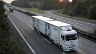 Lang-LKW rollen jetzt auch durch Baden-Württemberg