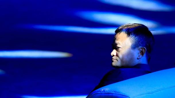 Alibaba und die chinesische Zwangsheirat