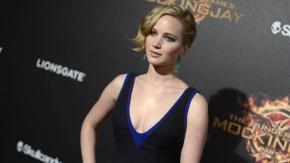 """Auch sie ist unter den Opfern: die Schauspielerin Jennifer Lawrence (""""Silver Linings Playbook"""")."""