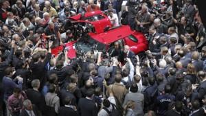 Daimler zwischen 3-Liter-Auto und Sportwagen