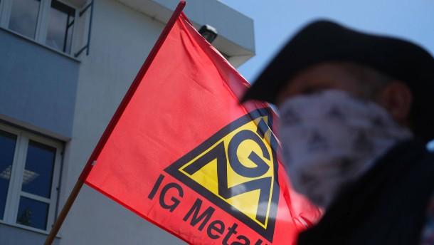 IG Metall schlägt Vier-Tage-Woche vor