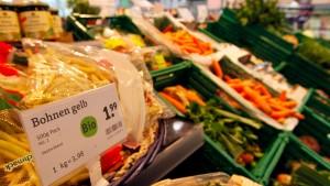 Schweizer im Öko-Supermarkt