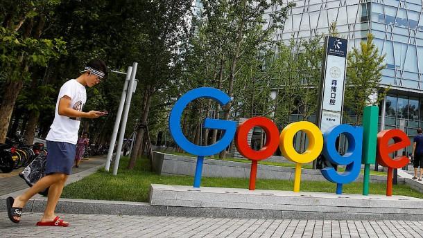 Wie Google leise nach China zurückkehrt