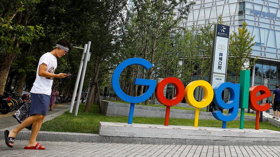 Google hat längst eine Niederlassung in Peking eröffnet.