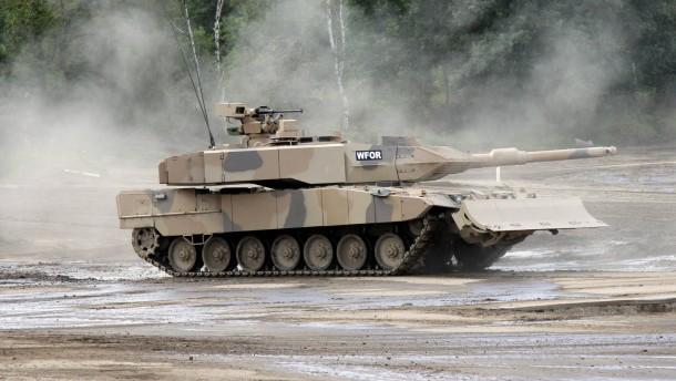 Gericht verhängt Bußgeld gegen Panzerbauer KMW