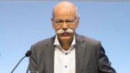 Spitzenverdiener im Dax: Dieter Zetsche