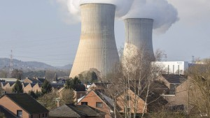 Belgische Atomkraftwerke teilevakuiert