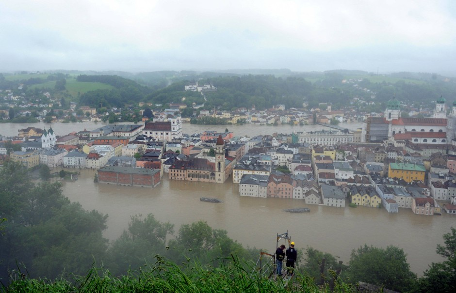 gewalt in der Passau