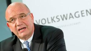 VW weist Vorwürfe der Staatsanwaltschaft zurück
